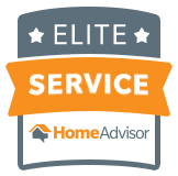 Elite Service Award Winner HomeAdvisor